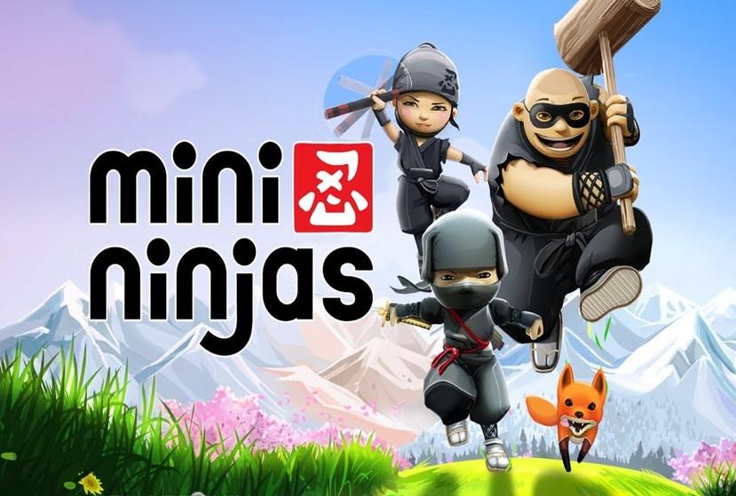 Mini Ninjas Repack-Games