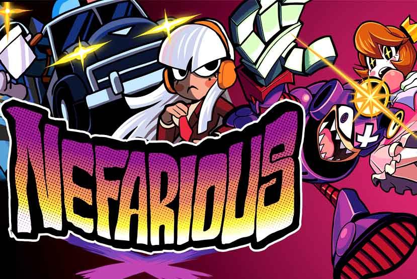 Nefarious Free Download Torrent Repack-Games