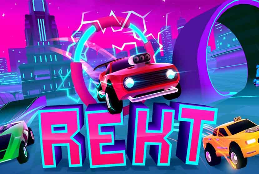 REKT! High Octane Stunts Free Download Torrent Repack-Games