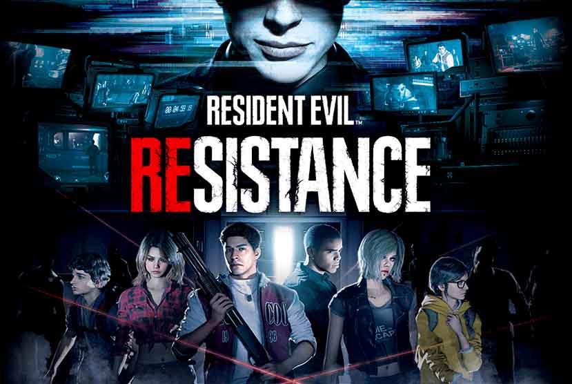 RESIDENT EVIL RESISTANCE Free Download Torrent Repack-Games