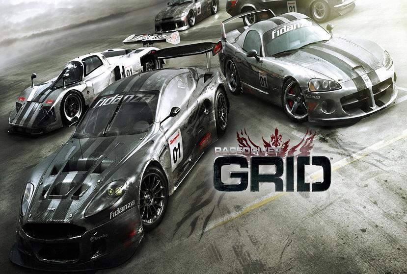 Race Driver Grid Repack-Games
