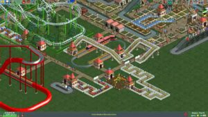 RollerCoaster Tycoon 2 Triple Thrill Pack Free Download Repack-Games