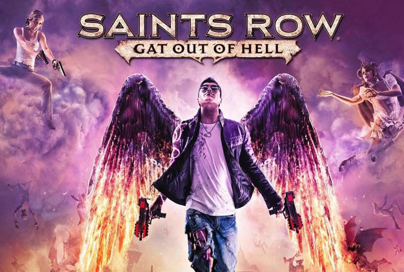 Saints Row: Gat out of Hell Repack-Games
