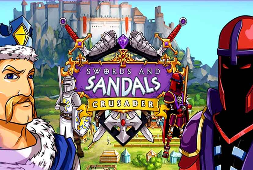 Swords and Sandals Crusader Redux Free Download Torrent Repack-Games