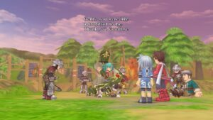 Tales of Symphonia Free Download Repack-Games