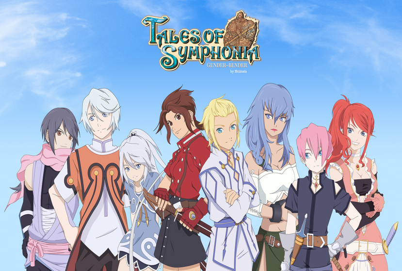 Tales of Symphonia Repack-Games