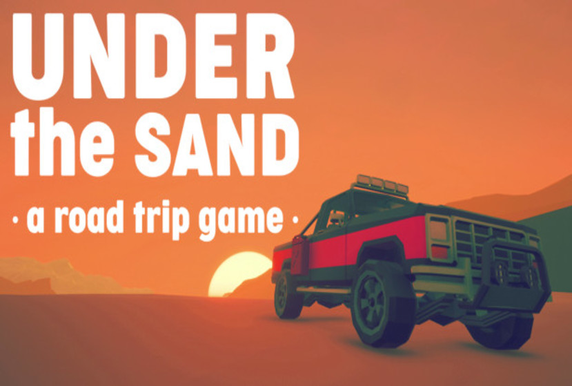 UNDER the SAND - a road trip game Repack-Games
