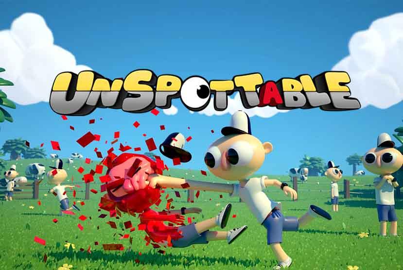 Unspottable Free Download Torrent Repack-Games