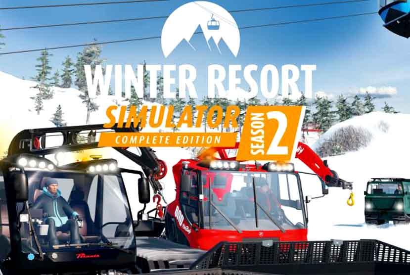 Winter Resort Simulator Season 2 Free Download Torrent Repack-Games