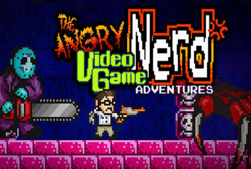 Angry Video Game Nerd Adventures Repack-Games