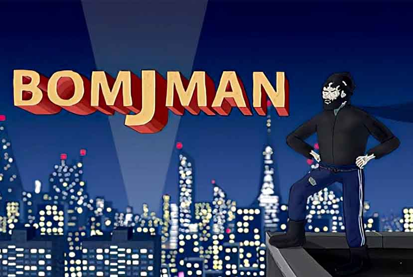 BOMJMAN Free Download Torrent Repack-Games