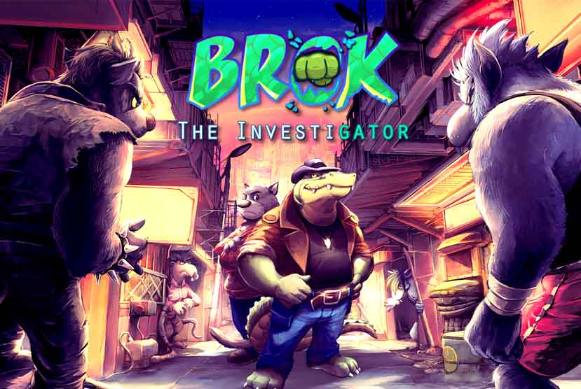BROK the InvestiGator Free Download Torrent Repack-Games