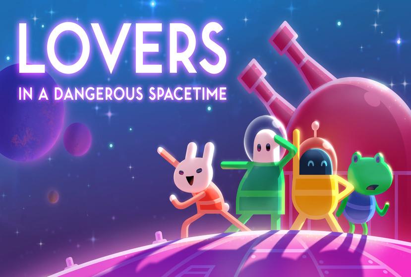 Lovers in a Dangerous Spacetime Repack-Games