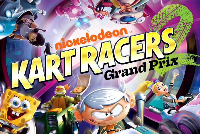 Nickelodeon Kart Racers 2 Grand Prix Free Download Torrent Repack-Games