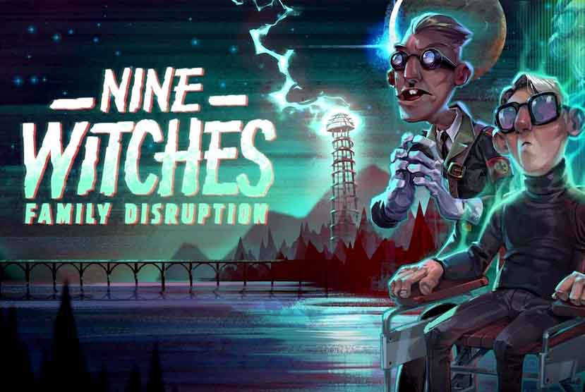 Nine Witches Family Disruption Free Download Torrent Repack-Games
