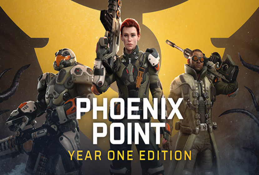 Phoenix Point: Year One Edition Repack-Games