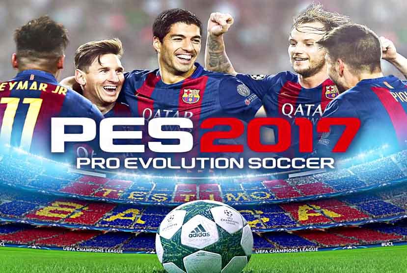Pro Evolution Soccer 2017 Free Download Torrent Repack-Games