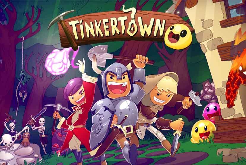 Tinkertown Free Download Torrent Repack-Games