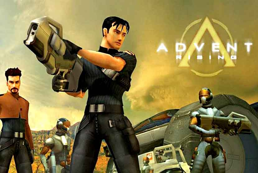 Advent Rising Free Download Torrent Repack-Games