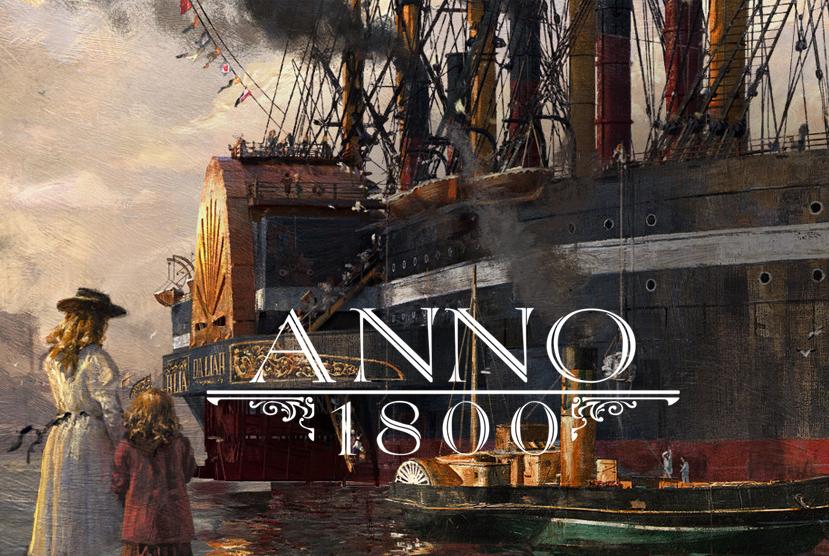 Anno 1800 Free Download Repack-Games