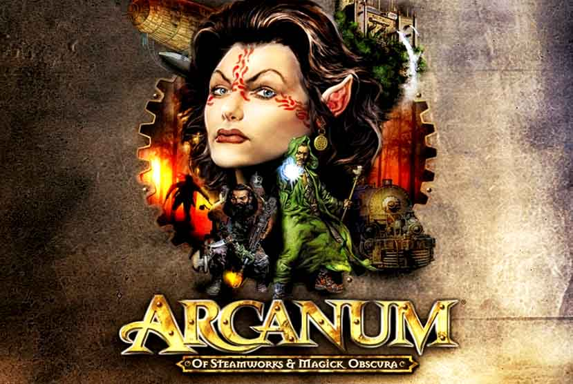 Arcanum Of Steamworks and Magick Obscura Free Download Torrent Repack-Games