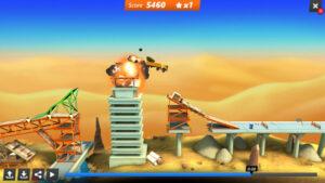 Bridge Constructor Stunts Free Download Repack-Games