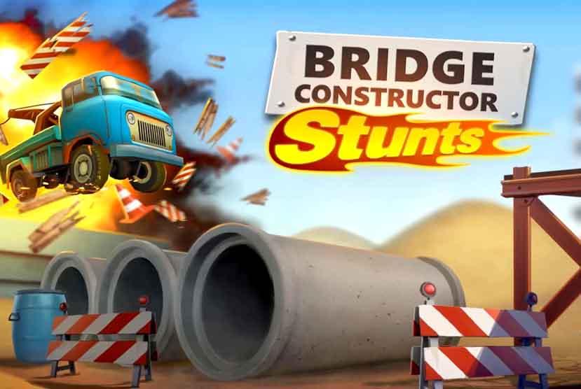 Bridge Constructor Stunts Free Download Torrent Repack-Games