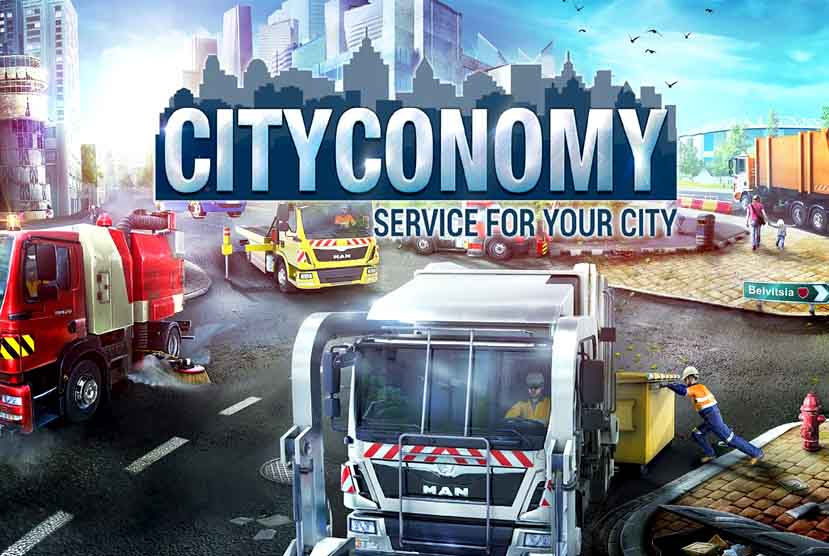 CITYCONOMY Service for your City Free Download Torrent Repack-Games