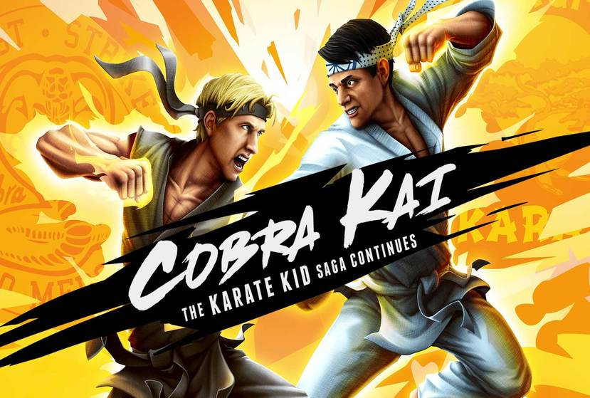 Cobra Kai: The Karate Kid Saga Continues Repack-Games