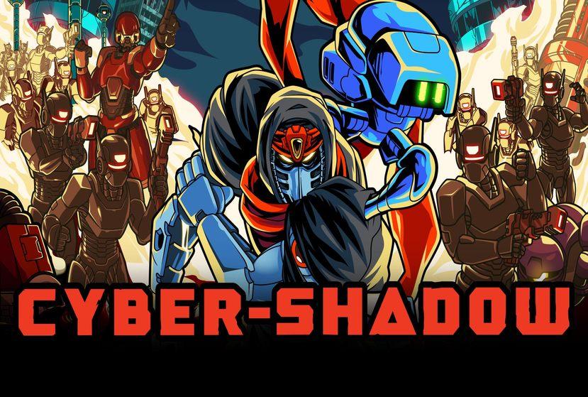 Cyber Shadow Repack-Games