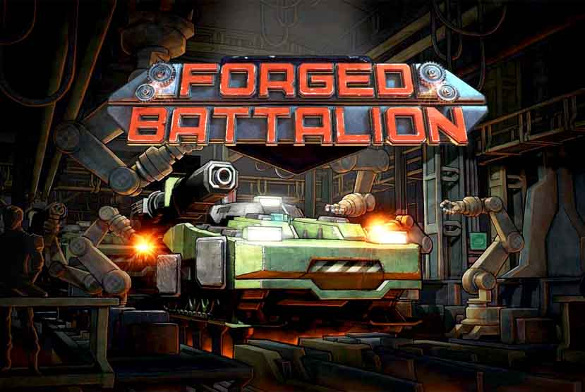 Forged Battalion Free Download Torrent Repack-Games