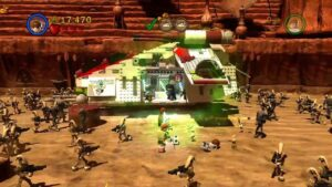LEGO Star Wars III - The Clone Wars Free Download Repack-Games