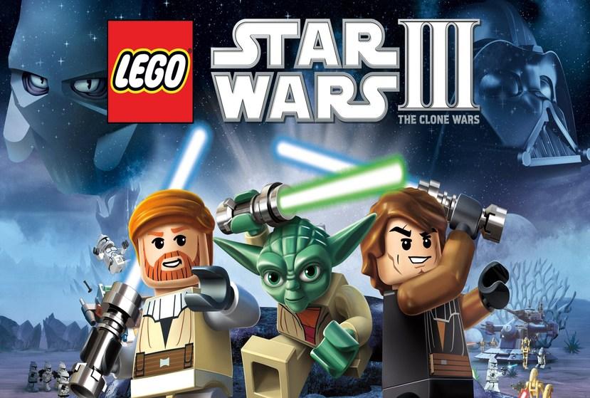 LEGO Star Wars III - The Clone Wars Repack-Games