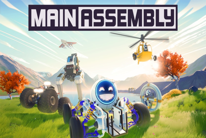 Main Assembly Repack-Games
