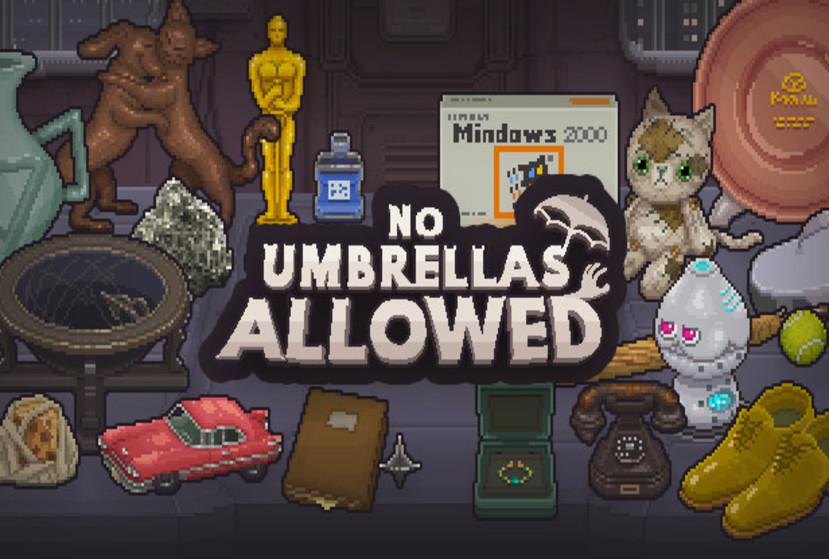 No Umbrellas Allowed Repack-Games
