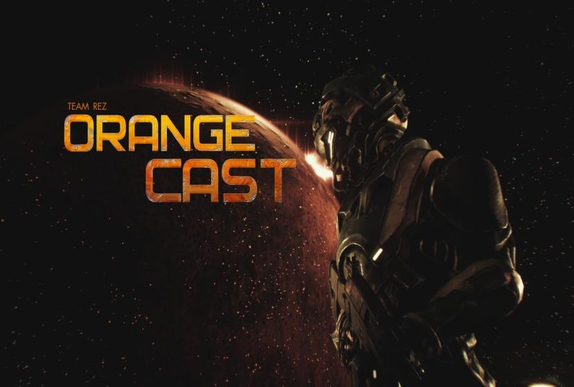 Orange Cast: Sci-Fi Space Action Game Repack-Games