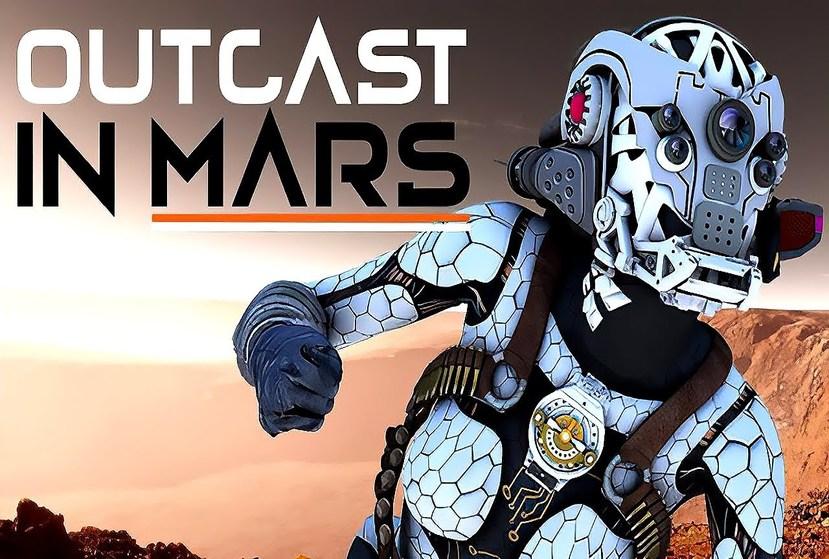 Outcast in Mars Repack-Games