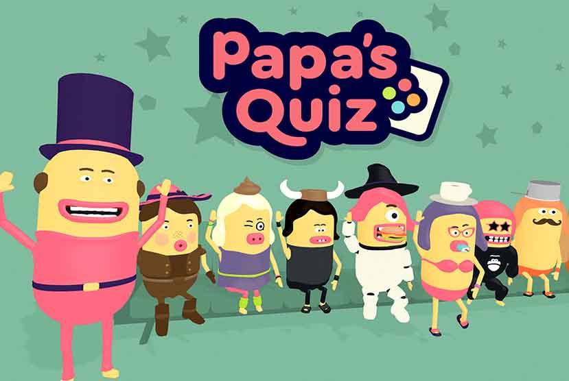 Papas Quiz Free Download Torrent Repack-Games