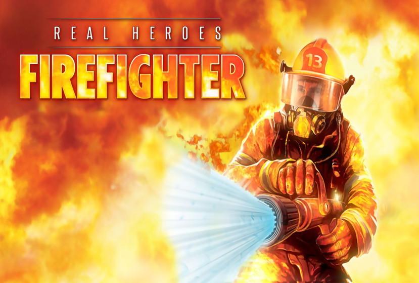 Real Heroes: Firefighter HD Repack-Games