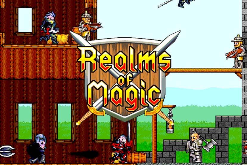 Realms of Magic Free Download Torrent Repack-Games