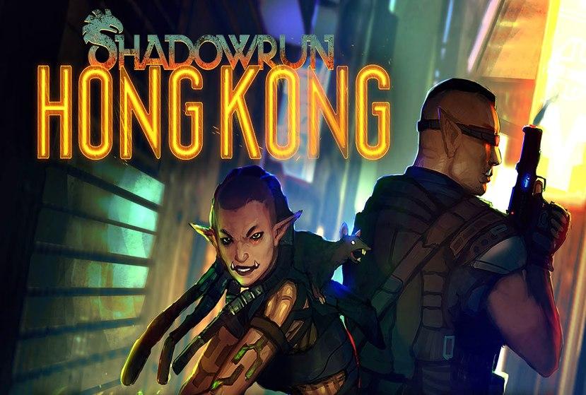 Shadowrun: Hong Kong - Extended Edition Repack-Games