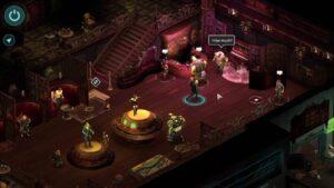 Shadowrun Returns Free Download Repack-Games