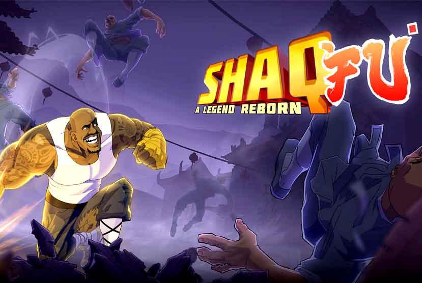 Shaq Fu A Legend Reborn Free Download Torrent Repack-Games