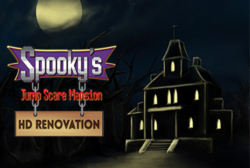 Spooky's Jump Scare Mansion: HD Renovation Repack-Games
