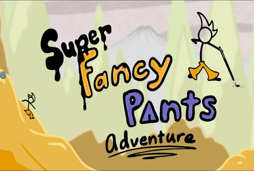 Super Fancy Pants Adventure Repack-Games