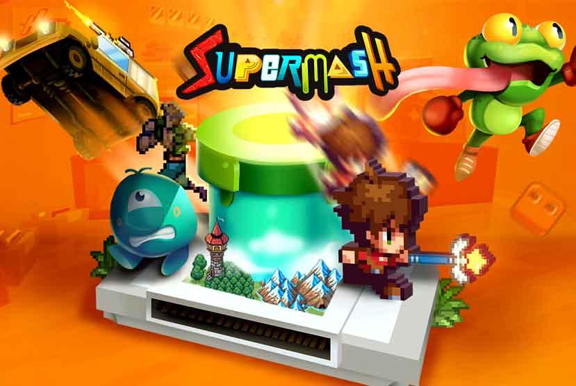 SuperMash Free Download Torrent Repack-Games