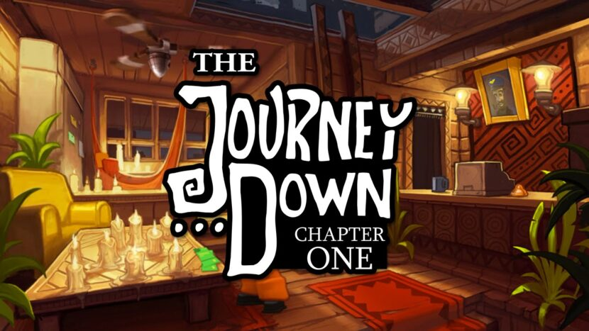 The Journey Down: Chapter One Repack-Games