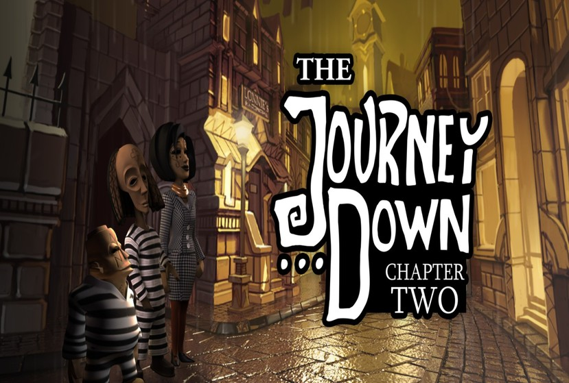 The Journey Down: Chapter Two Repack-Games