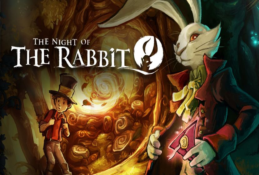The Night of the Rabbit Repack-Games