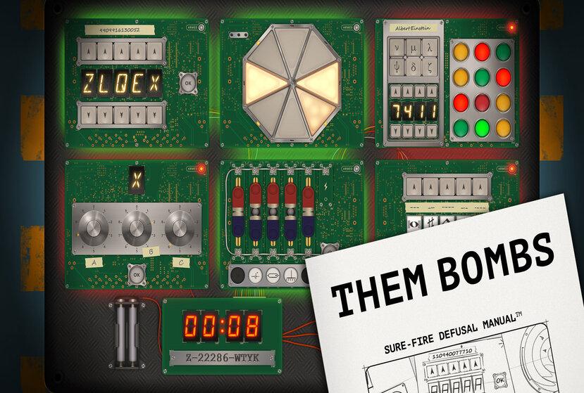Them Bombs Repack-Games